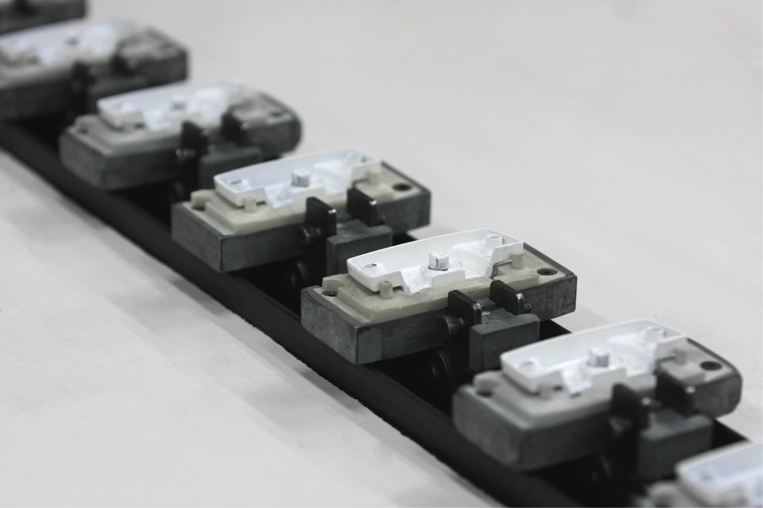 Deco Products Sash Lock Assembly Line