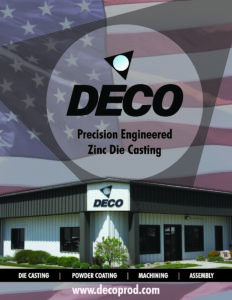 Deco Products 12 page Booklet