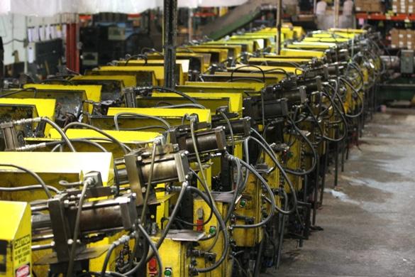 Deco Products Zinc Die Cast Launder Line