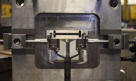 锌压铸工具的形象